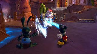 Epic Mickey: el Retorno de Dos Heroes (1)