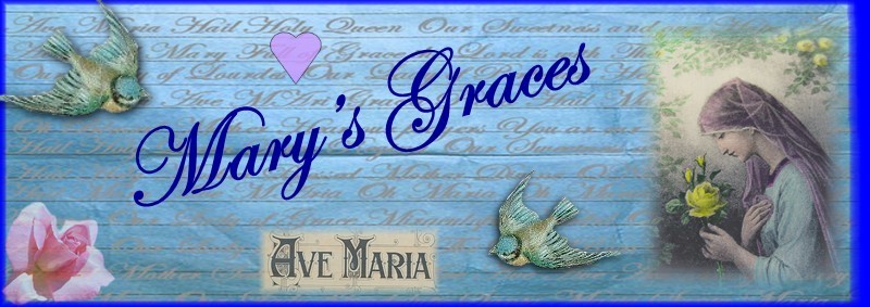 Mary&#39;s Graces
