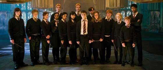 Harry Potter e a Ordem da Fênix - Armada Dumbledore