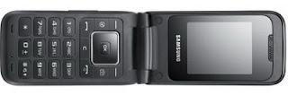 Samsung E2530 clamshell phone announced in Russia 1