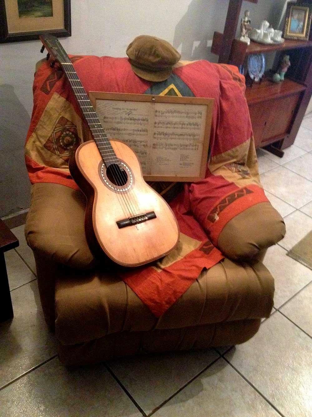 Adoniran Barbosa, Ernesto Paulelli, Samba do Arnesto, samba, samba paulista, Música Popular Brasileira, Demônios da Garoa