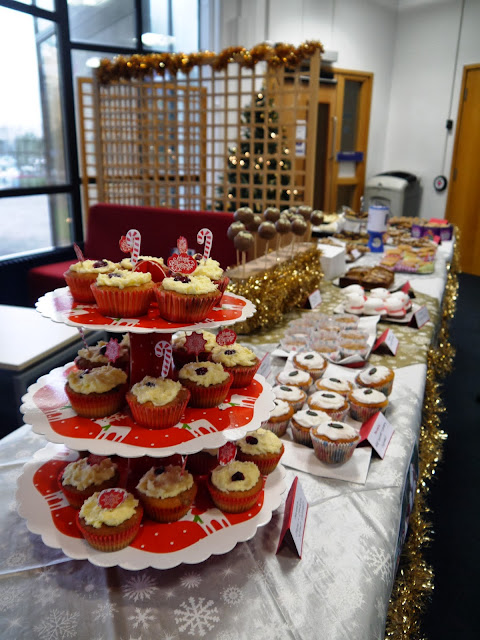 Save the Children's Christmas Jumper Day and Festive Bake Sale