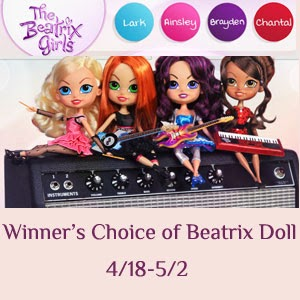 Beatrix Girls Giveaway