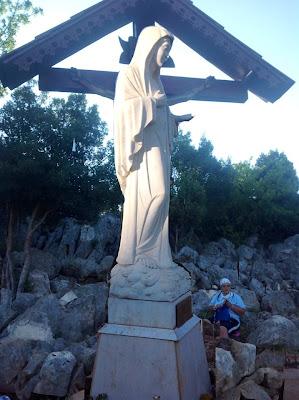 statua-maria-medjugorje
