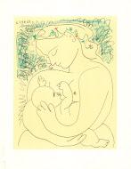 La maternidad en el arte