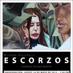 Escorzos - Ricardo Cassinelli (Corriente Alterna)