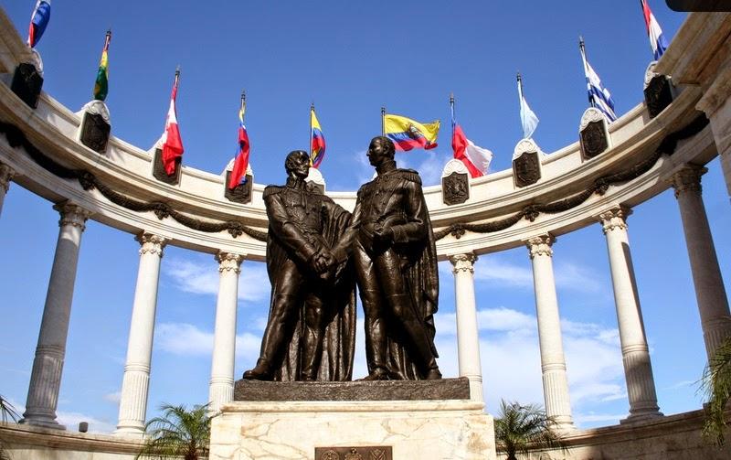 Monumentos turísticos de la ciudad de Guayaquil