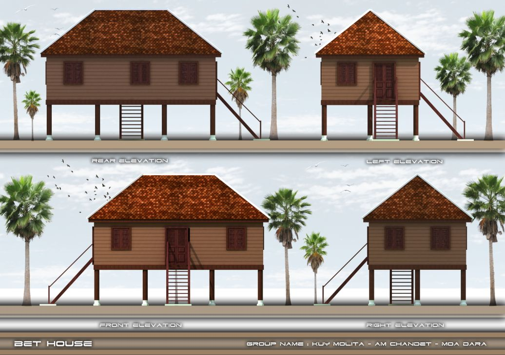 all about khmer houses how to build khmer house