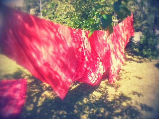 Czerwień i zapowiedź gorącej zimy