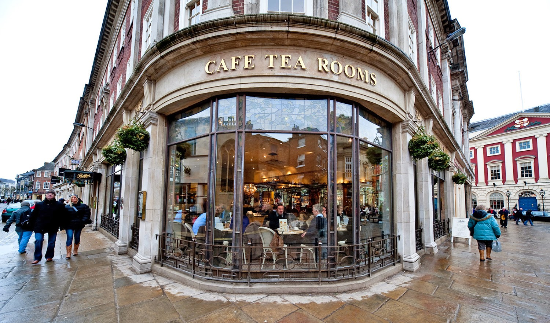 Betty S Cafe Tea Rooms York
