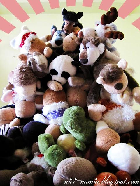 mountain of nici toys