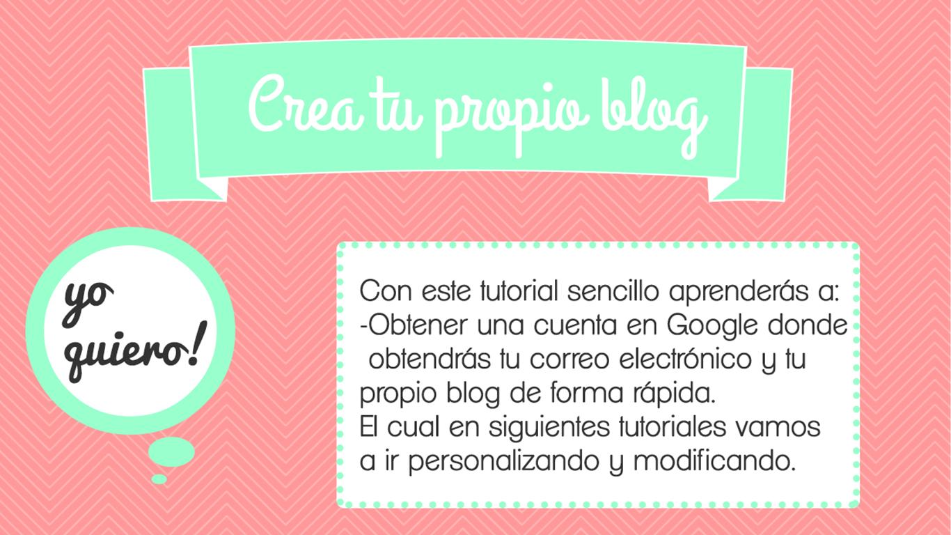 crear blog paso a paso blogger