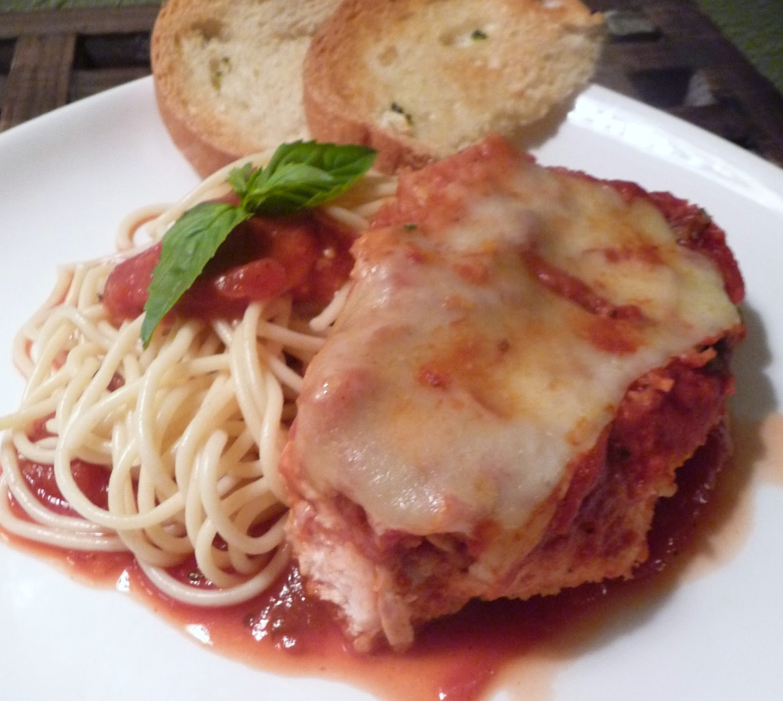 Chicken Parmigiana | Life Tastes Good