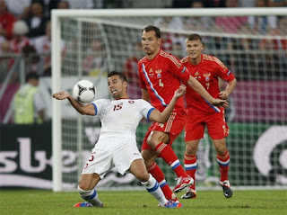 Euro 2012 ,Euro 2012 Nga Và CH Séc , Video Euro 2012