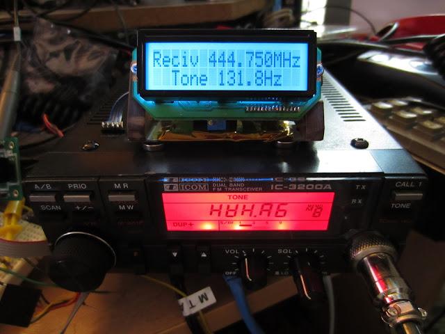 Icom IC-3200A