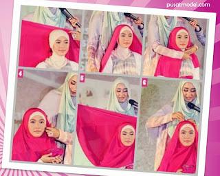 Model Hijab Pashmina Modern Dian Pelangi