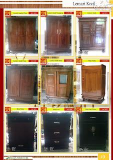 Lemari Kecil Furniture Klender ( Halaman 18 )
