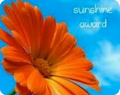 Two time nominee of the Sunshine Award