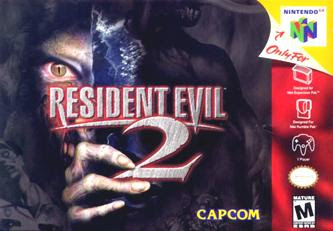Resident Evil 2 - ROM Nintendo 64