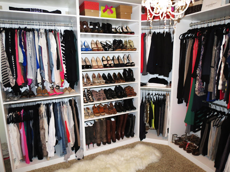 NEW CLOSET REVEAL! and Video Tour title=