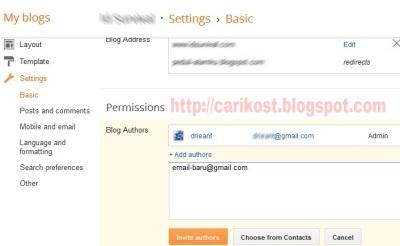 Daftar Adsense Pakai Email Baru, daftar adsense langsung dari blogger