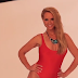 Josie Gibson - Book Cover Photo Shoot