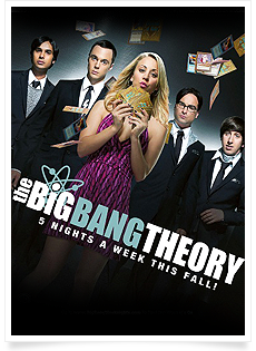 The Big Bang Theory – Todas as Temporadas Completas – Dublado / Legendado