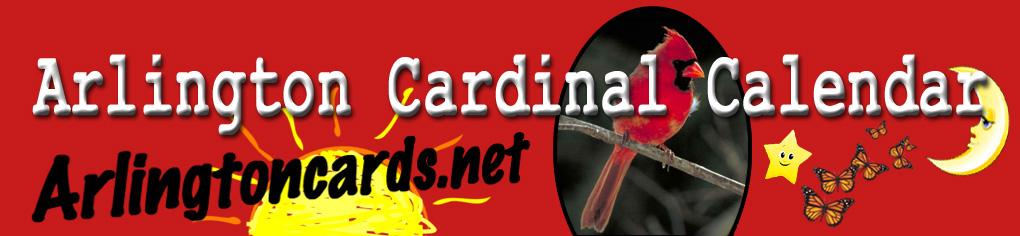 Calendar by The Cardinal