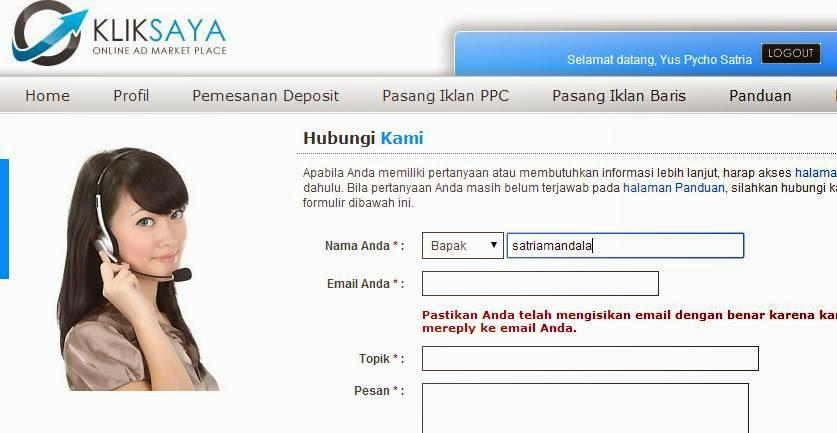 Bisnis Online Indonesia Kliksaya