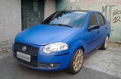 "Siena Envelopado + rodas 17"""