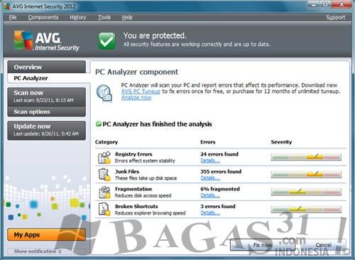 AVG Internet Security 2012 Full Keygen 2