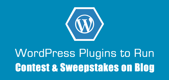Best WordPress Plugins To Run Contest & Sweepstakes On Blog