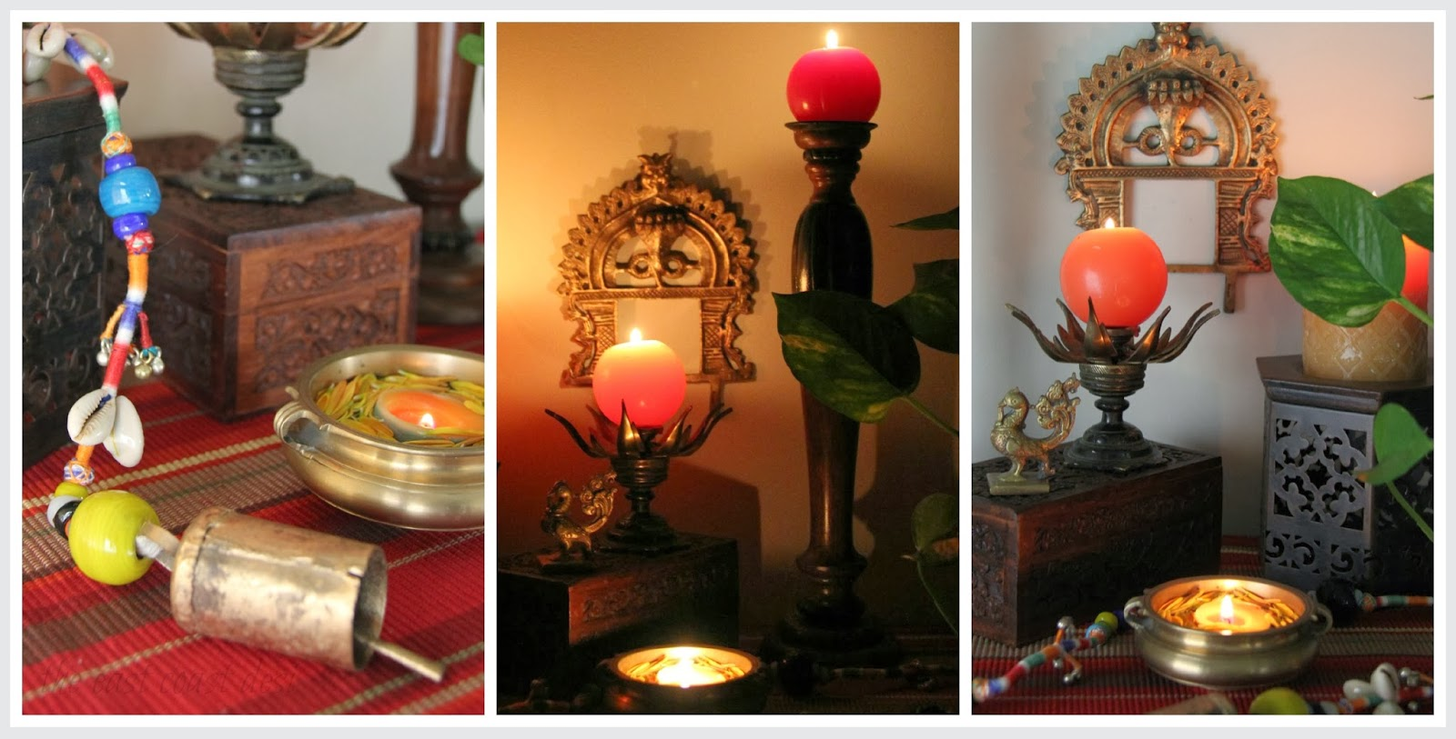 the east coast desi: My Living Room a reflection of INDIA - Diwali ... for Diwali Decoration Ideas For Living Room  284dqh