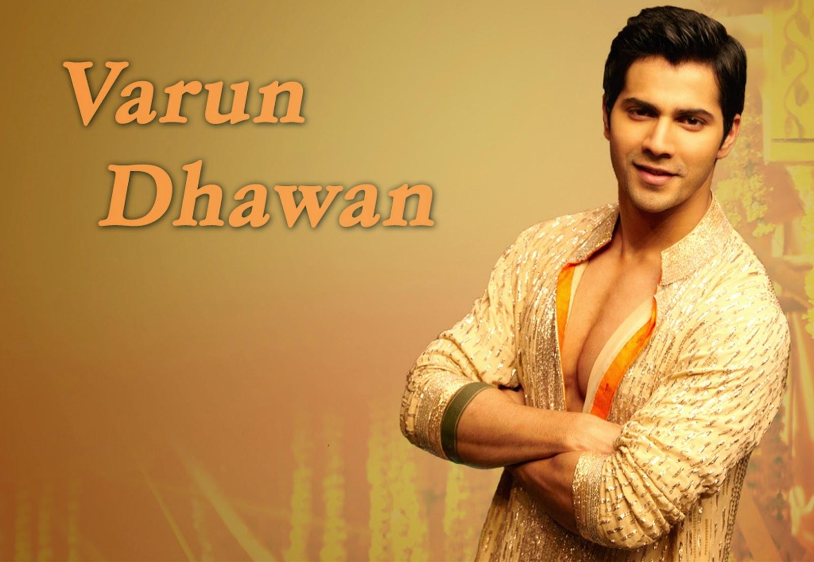 Varun Dhawan Wallpapers Free Download
