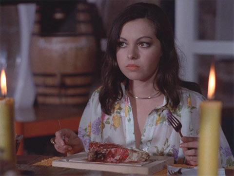lina romay dans un film de jess franco