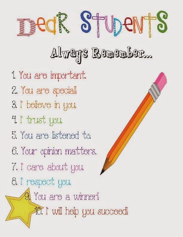 dear school board essay