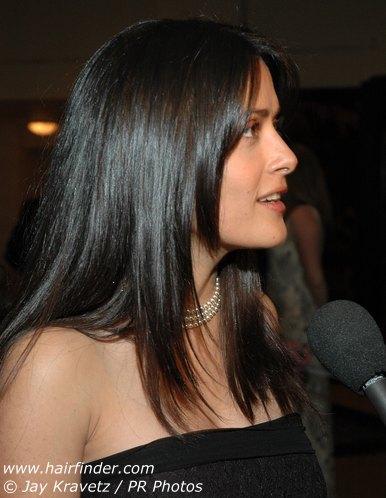 Images Salma Hayek Hair