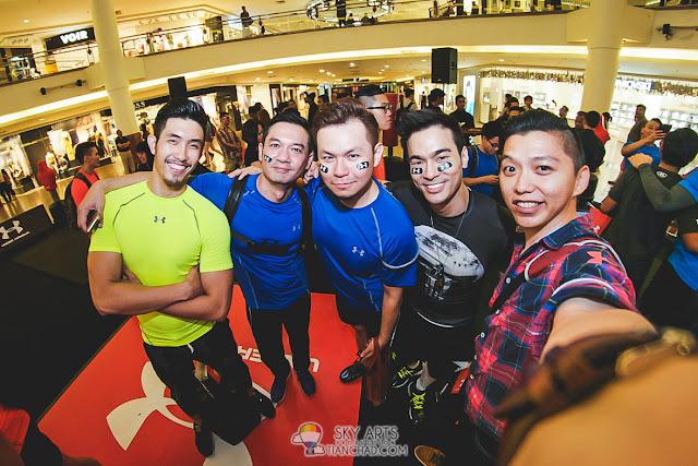 #TCSelfie with Josh Ho, Victor Pang, Kien Chan, Kit Mah