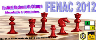 Resultado Final do FENAC 2012 !!!!