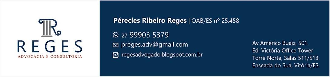 Dr. Pérecles R. Reges