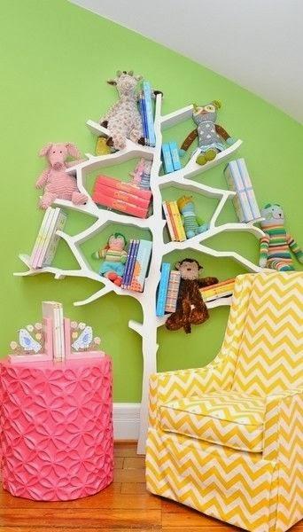 Rincón de lectura para niños13