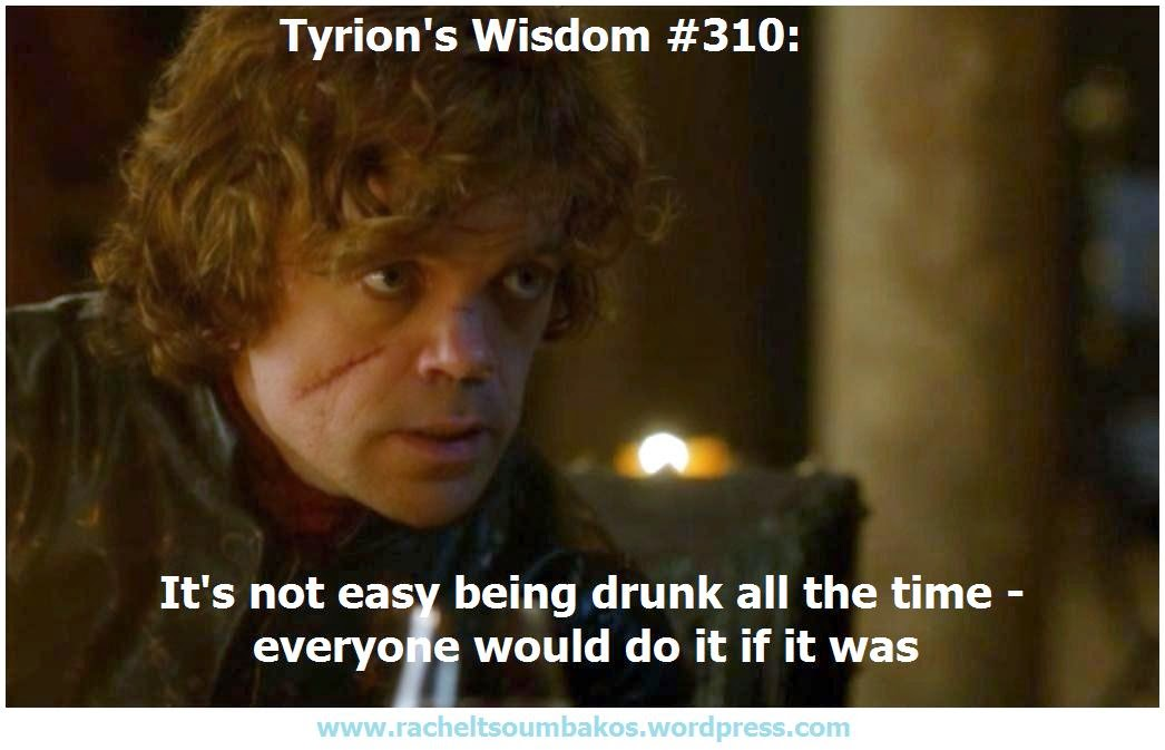 game of thrones memes He is the god of tits and wine :)