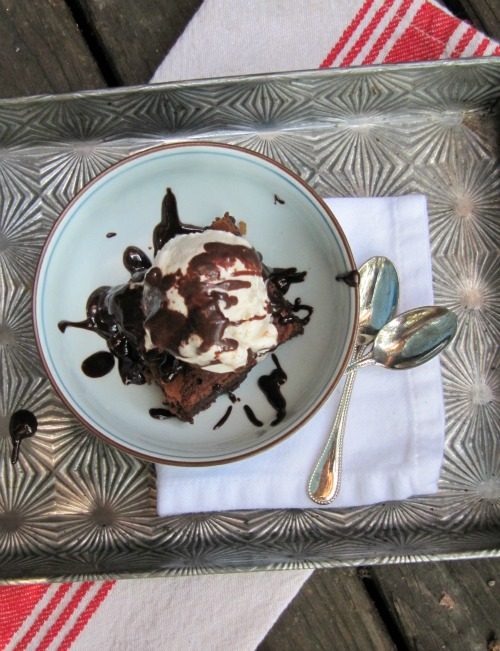... Upon A Chocolate Life: Homemade Hot Fudge Sauce From David Lebovitz