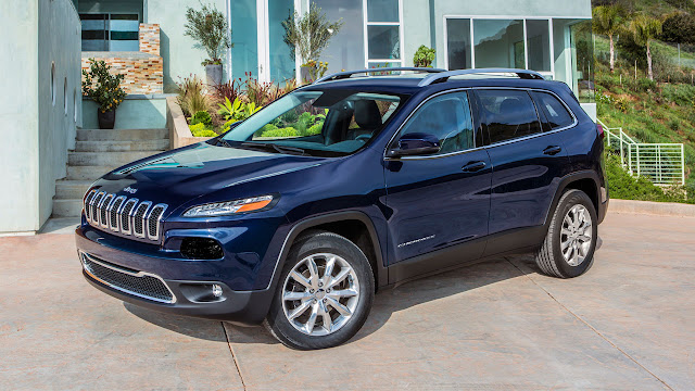2014 Jeep® Cherokee blue