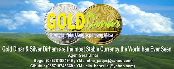 Gold Dinar Bogor