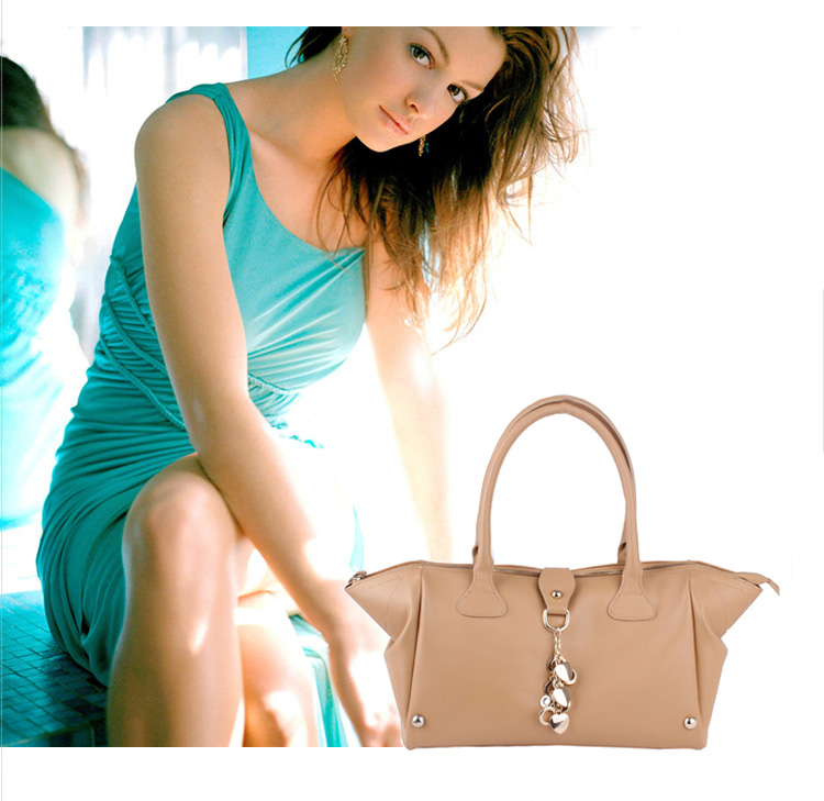 genuine leather women's handbag fashion