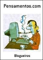 Livro de blogueiros pensamento. com