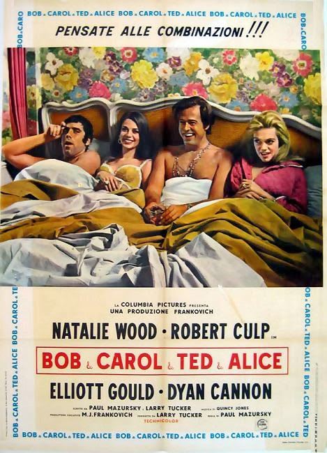 BOB and CAROL and TED and ALICE (1969)