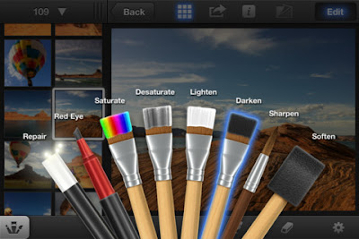 iPhoto app for iOS 5.1