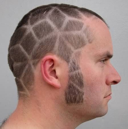 Cortes cabello extravagantes hombres